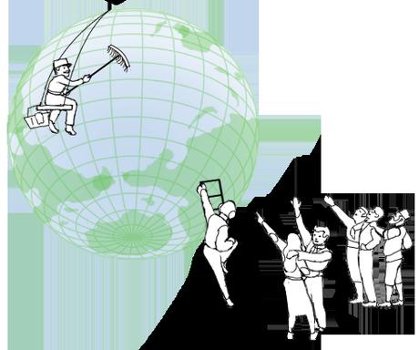 3 idées brillantes découvertes au Ouishare Fest 2014