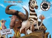 Critique Ciné Khumba, demi zèbre film