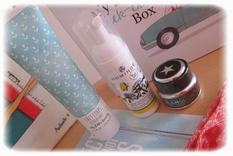 My little Week-end Box - Mai 2014