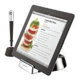 recettes de cuisine sur iPad