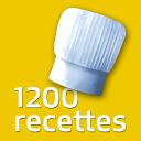 iGourmand 1200 recettes