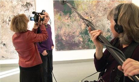 Exposition Catherine GFELLER «Processions» – Galerie AL/MA
