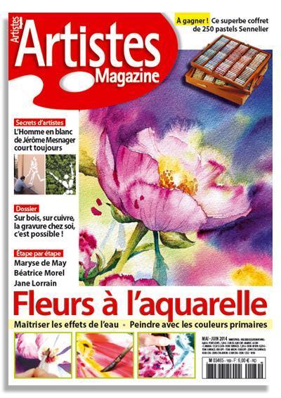 Artistes magazine  169
