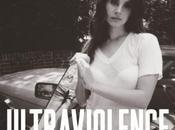 tracklisting nouvel album Lana Rey, Ultraviolence.