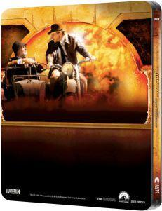 Indiana Jones and the Last Crusade [Steelbook Alert]