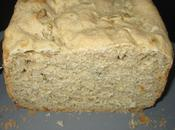 Pain campagne graines courge