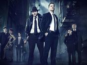 """Gotham affiche pour prequel """"Batman"""""""