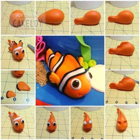 Tuto Fimo Nemo