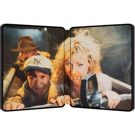 Indiana Jones and the Temple of Doom [Steelbook Alert]