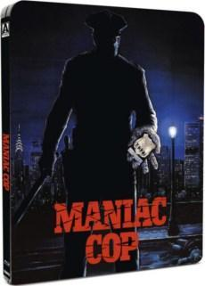 Maniac Cop [Steelbook Alert]