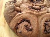 Brioches chocolat cannelle