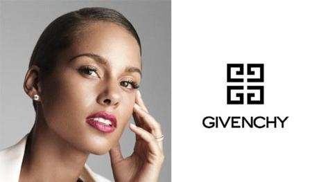 alicia keys et givenchy