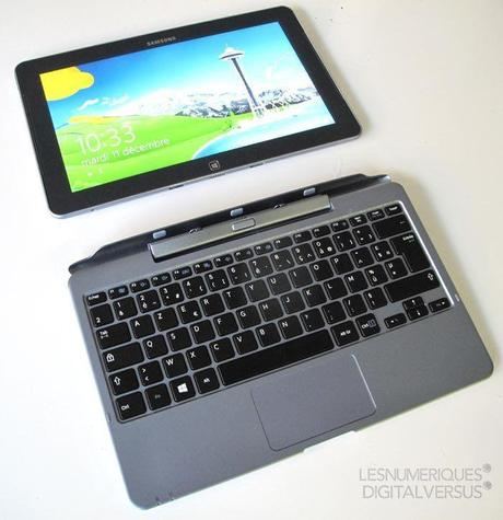 Ativ smart pc usb clavier et tablette