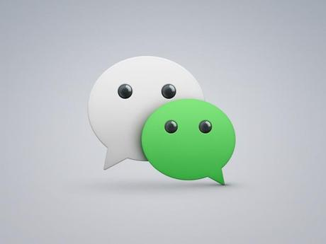 WeChat la messagerie gratuite sur iPhone ajoute la traduction