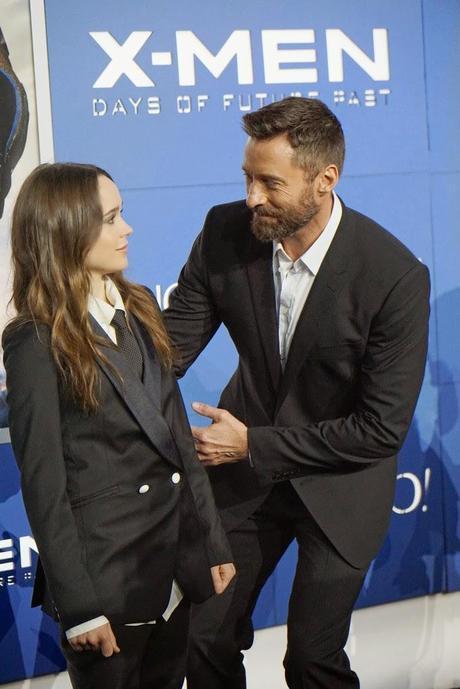 Omar Sy fait rire Jennifer Lawrence