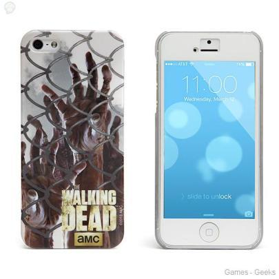 The Walking Dead : Des coques iphones  The Walking Dead iphone coque