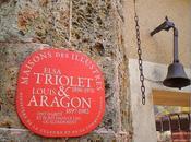 Maison Elsa Triolet Aragon, havre paix quelques kilomètres Paris