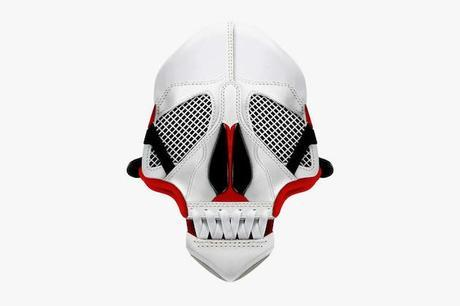 Des masques de sneakers
