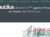 Nautilus s'attaque marché publicitaire Antilles devient groupe Publicité Outre-Mer