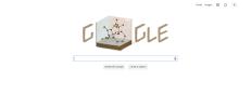 Un Doodle pour célébrer les 104ans de la naissance de Dorothy Hodgkin
