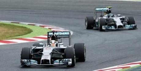 Le GP d'Espagne pour Lewis Hamilton [F1]