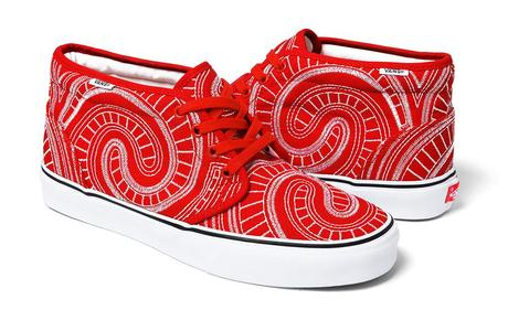 SUPREME X VANS – S/S 2014 COLLECTION
