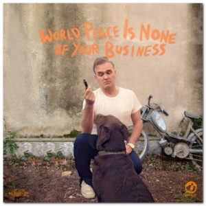 Morrissey, des détails sur le nouvel album « World Peace Is None Of Your Business »
