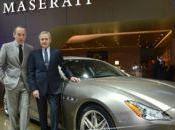 Quattroporte Ermenegildo Zegna Limited Edition