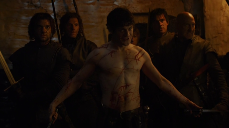 Les critiques // Game of Thrones : Saison 4. Episode 6. The Laws of Gods and Men.