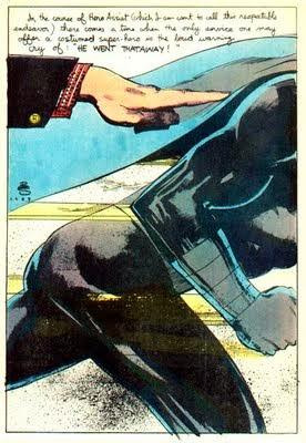 BILL SIENKIEWICZ DESSINE MOON KNIGHT