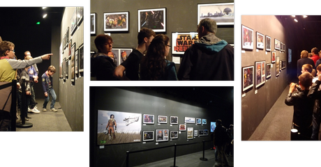 Exposition Star Wars Identities avec Star Wars Rebels
