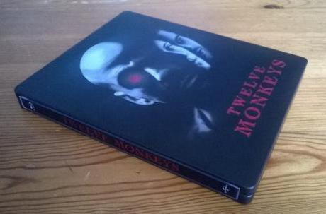 Twelve Monkeys [Blu-ray Steelbook]