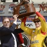 Joey Logano, future star du Nascar?