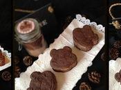 cutter cookies chocolat