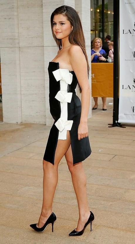 Selena Gomez au 2014 American Ballet Theatre opening night à New-York - 12.05.2014