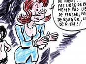 Caricature Valérie Trierweiler