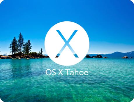 OS X Tahoe