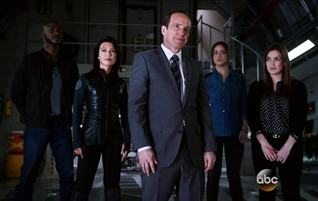 Les critiques // Agents of SHIELD : Saison 1. Episode 22. Beginning of the End.