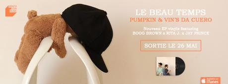 Pumpkin Vin's da Cuero Release party le beau temps
