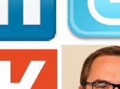 Social Selling avec LinkedIn Twitter Klout T2M2014