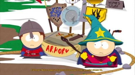 Armes South Park Stick of Truth