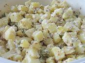 Salade pommes terre tartare