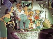 Couch gags réalisateur Triplettes Belleville pour Simpson