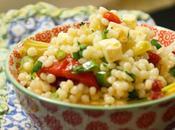 idee recette salade couscous marocain