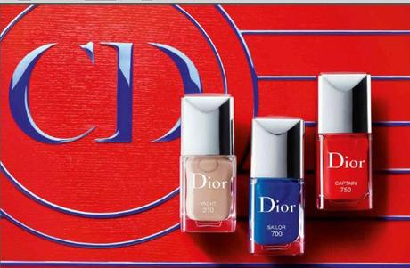 vernis Dior Transat collection_summer 2014_