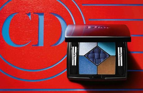 5 couleursDior Transat collection_summer 2014_