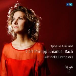 Carl Philipp Emanuel Bach Pulcinella Ophélie Gaillard