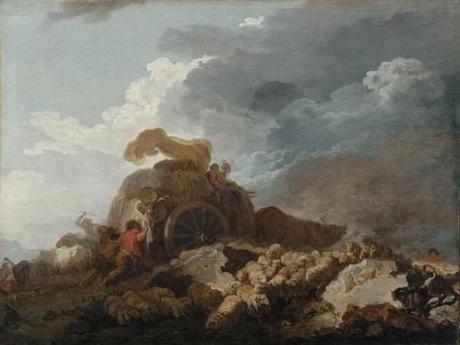 Jean-Honoré Fragonard L'orage