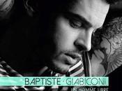 Baptiste Giabiconi dévoile pochette nouvel album français.