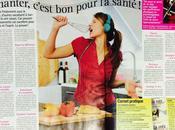 Chanter, c'est pour santé! Philippe Barraqué